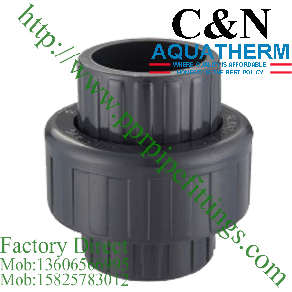 sch 80 pvc fittings union